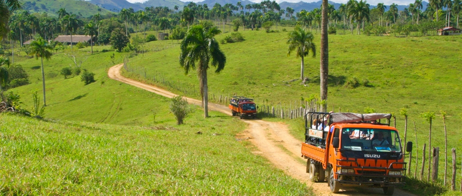 Outback safari tour in the Dominican Republic